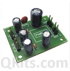 SMD 3+3W Class D Stereo Amplifier