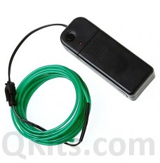 Electroluminescent Wire Green