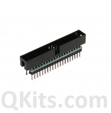 IDC cable to breadboard adaptor