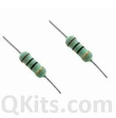 10R ohm 1 watt wire wound resistors