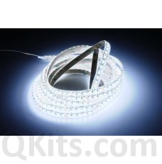 Cool White LED Strip 5 Meters waterproof