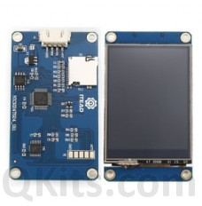 NX8048T070 7.0 inch LCD display with Man to machine interface.