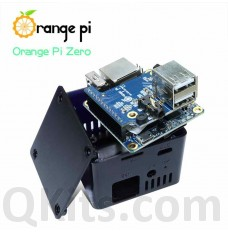 Orange Pi expansion board and case image QKits