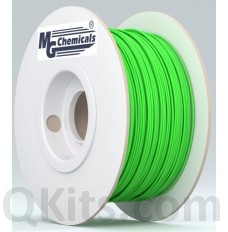 1.75mm PLA Glow in the Dark Green PLA MG Chemiclas PL17GDGR1