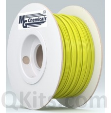 PLA17YE1 1.75mm PLA Filament Yellow 1KG MG Chemicals