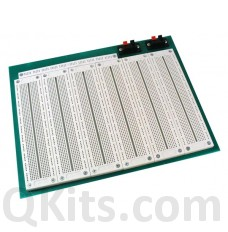 4560 Tie Point Bread Board 4 spring loaded power connections SDtp049