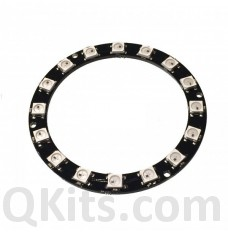 16 LED ring WS2812