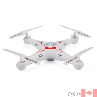 quadcopter with 720P wifi camera and transmitter