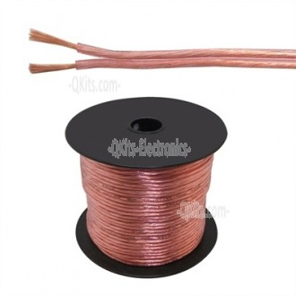 High Preformance Speaker Wire 25 Feet 25AWG