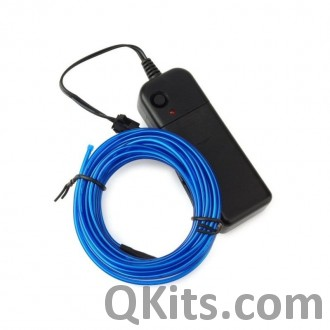 Electroluminescent Wire  BLUE