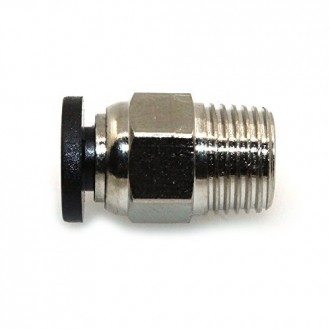 PC4-M10 Male Straight Pneumatic Connector