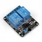 2 Channel Optically Isolated Relay Card 5VDC