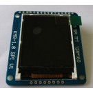 1.8 inch color LCD display