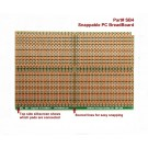 SB4 Snappable PC BreadBoard