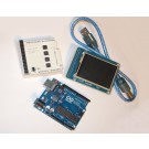 UNO Compatible Resistive Touch Screen Kit with USB Cable