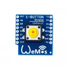 WeMos Single push button shield for the Mini