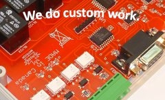 QKits Electronics custom PCB work in Canada